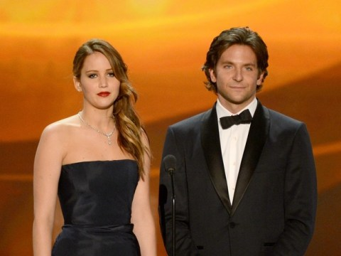 Jennifer Lawrence and Bradley Cooper go back to the 70s for Abscam shoot