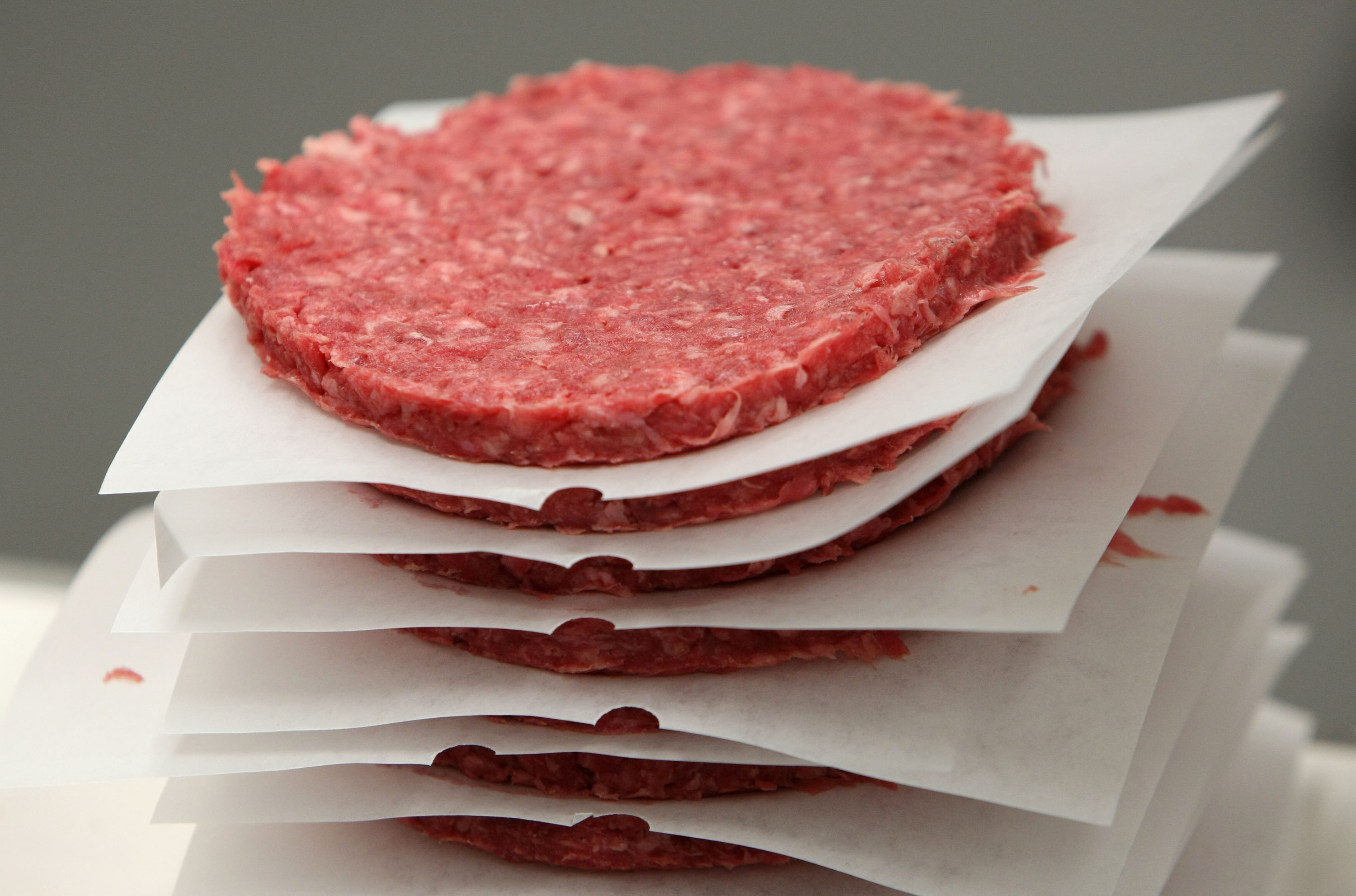 Horse meat found in beef burgers: Irish factory suspends all production