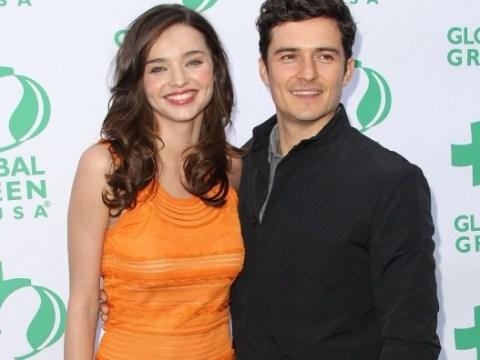 Orlando Bloom's model wife Miranda Kerr sparks marriage split rumours again