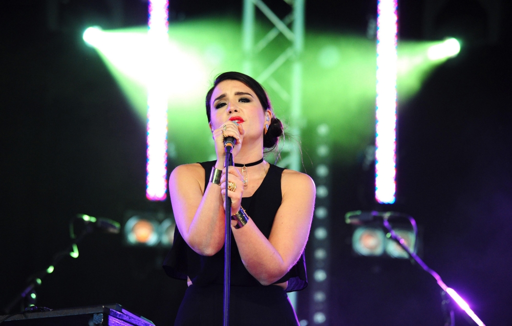 Jessie Ware: I get verbal diarrhoea on stage