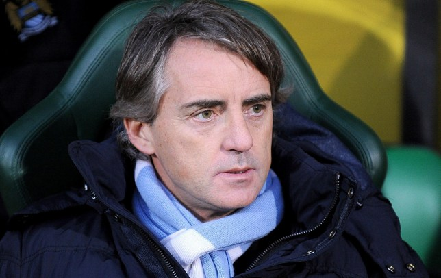 Determined to buy: Roberto Mancini wants up to three new faces (Picture: PA)