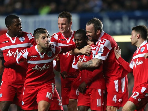 QPR grab Premier League lifeline with shock victory over Chelsea