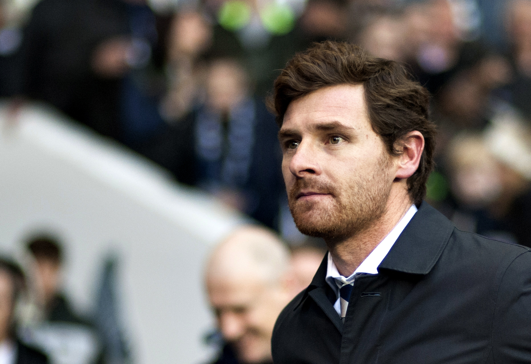 Andre Villas-Boas acknowledged he made mistakes during his time at Chelsea (Picture: AP)