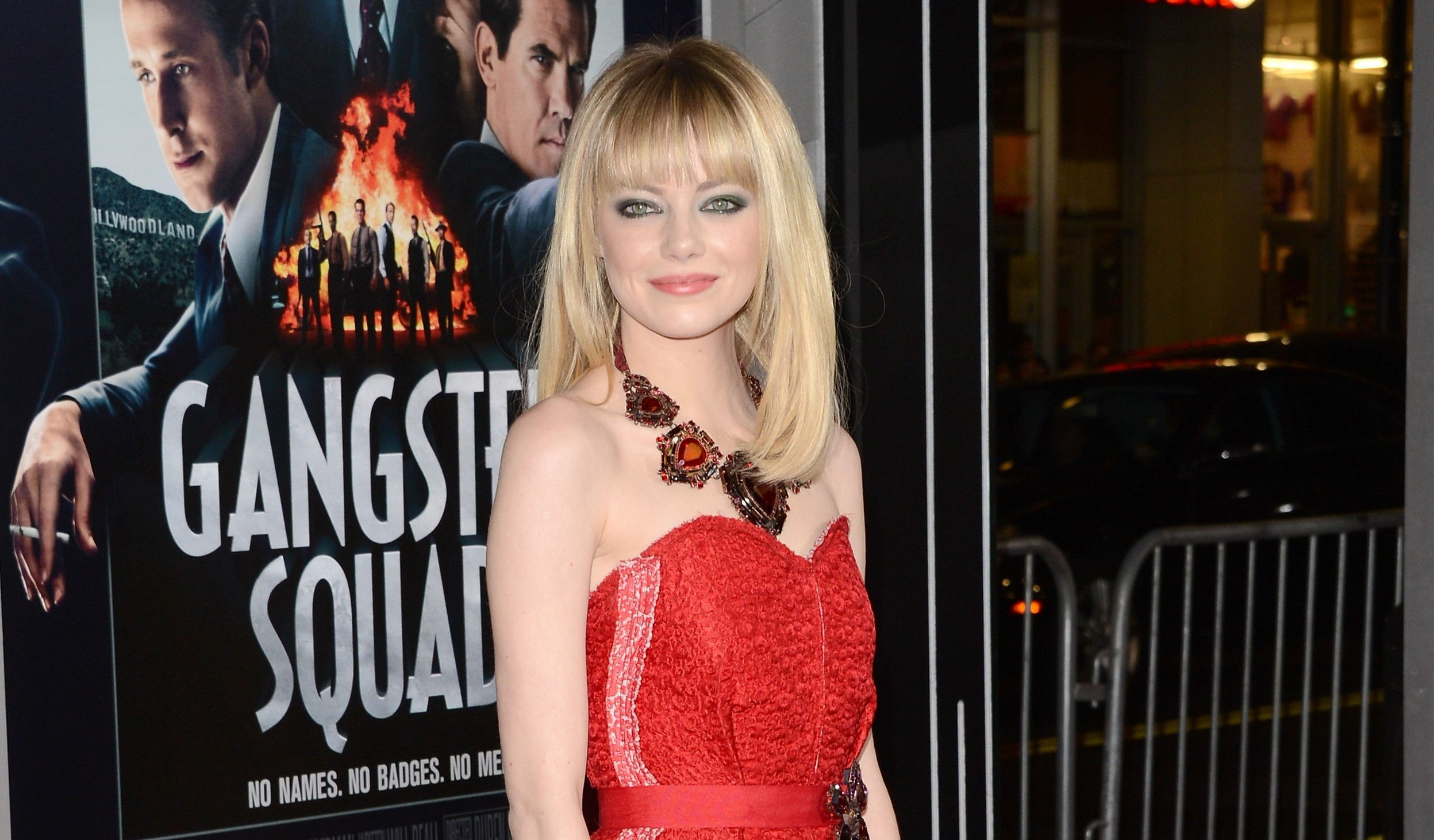 Emma Stone has been tipped to land the role of Anna in Ghostbusters 3 (Picture: Getty Images)