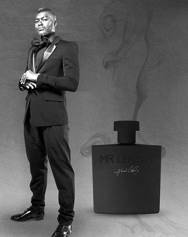 Chanel No 9: Djibril Cisse launches 'black pepper and wood perfume' for bargain £58