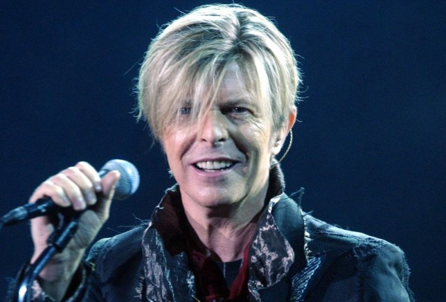 David Bowie has topped the UK albums chart (Picture: PA)