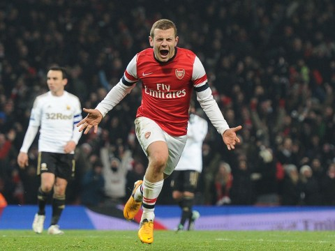 Jack Wilshere strikes as Arsenal leave it late to dispatch Swansea