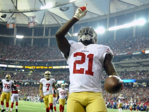 NFL socks San Francisco 49ers star with fine for kit malfunction