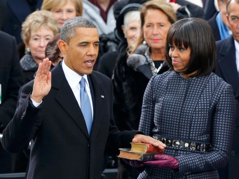 Gallery: President Barack Obama's public inauguration ceremony 2013