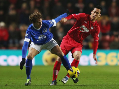 Gallery: Everton v Southampton – Premier League – 21 January 2013