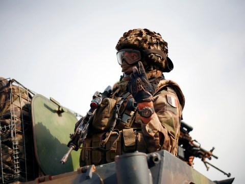 Britain may help beef up fight to oust Mali rebels