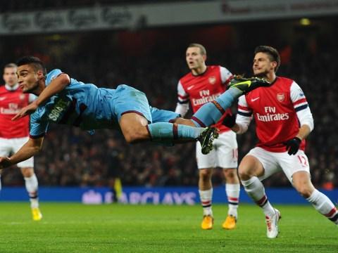 Gallery: Arsenal v West Ham United – Premier League – 23 January 2013