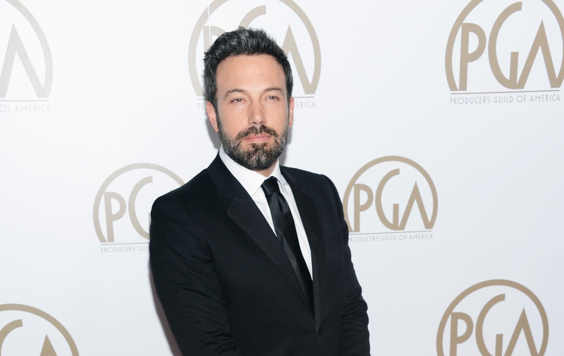 Batman v Superman producer confirms Ben Affleck's Bruce Wayne is 'in his mid-40s'