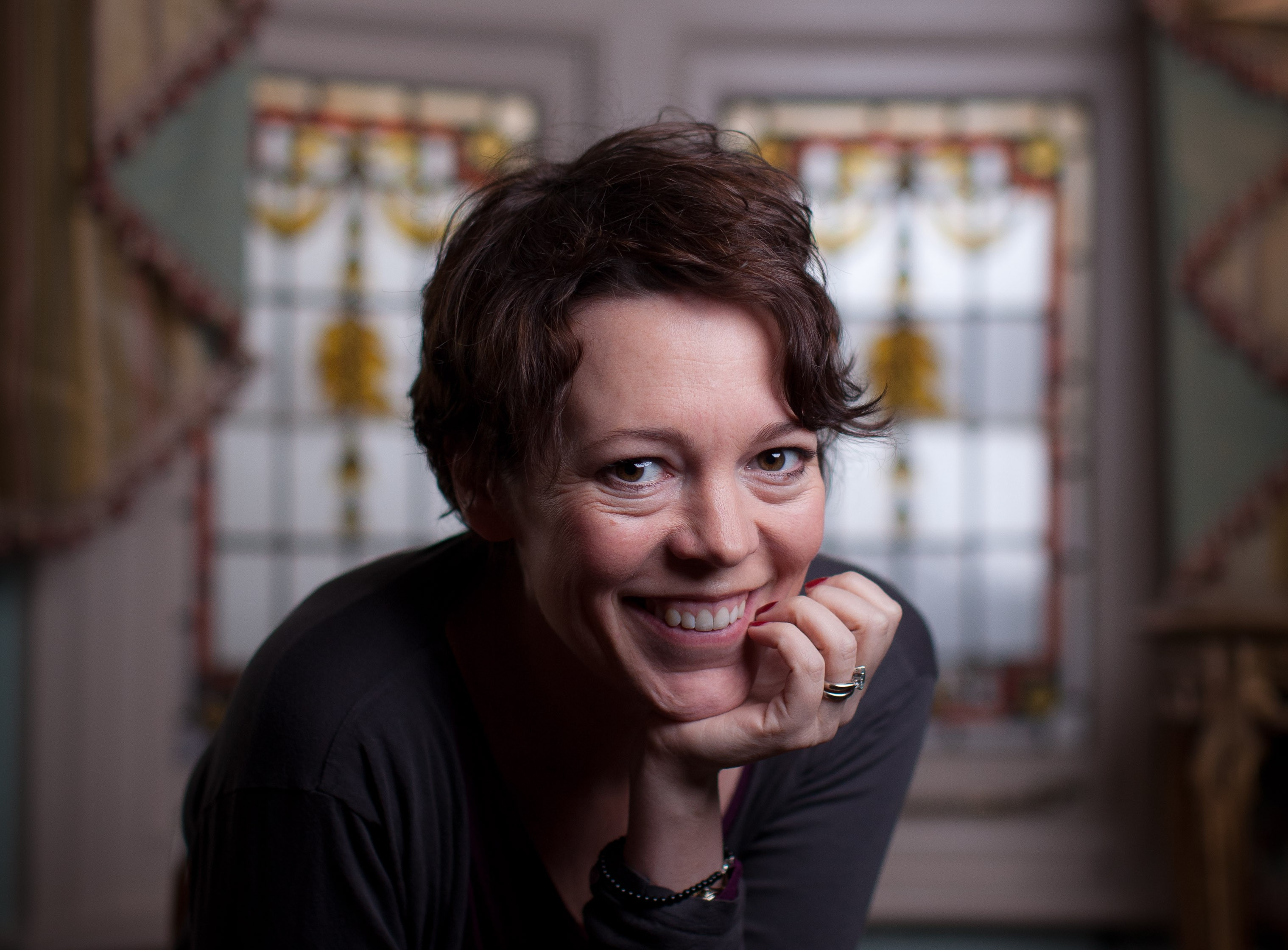 Olivia Colman: I can see why Hollywood haven't called – I look like a normal woman