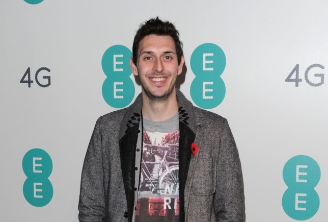 Blake Harrison says there are no plans for an Inbetweeners Movie sequel (Picture: Rex)