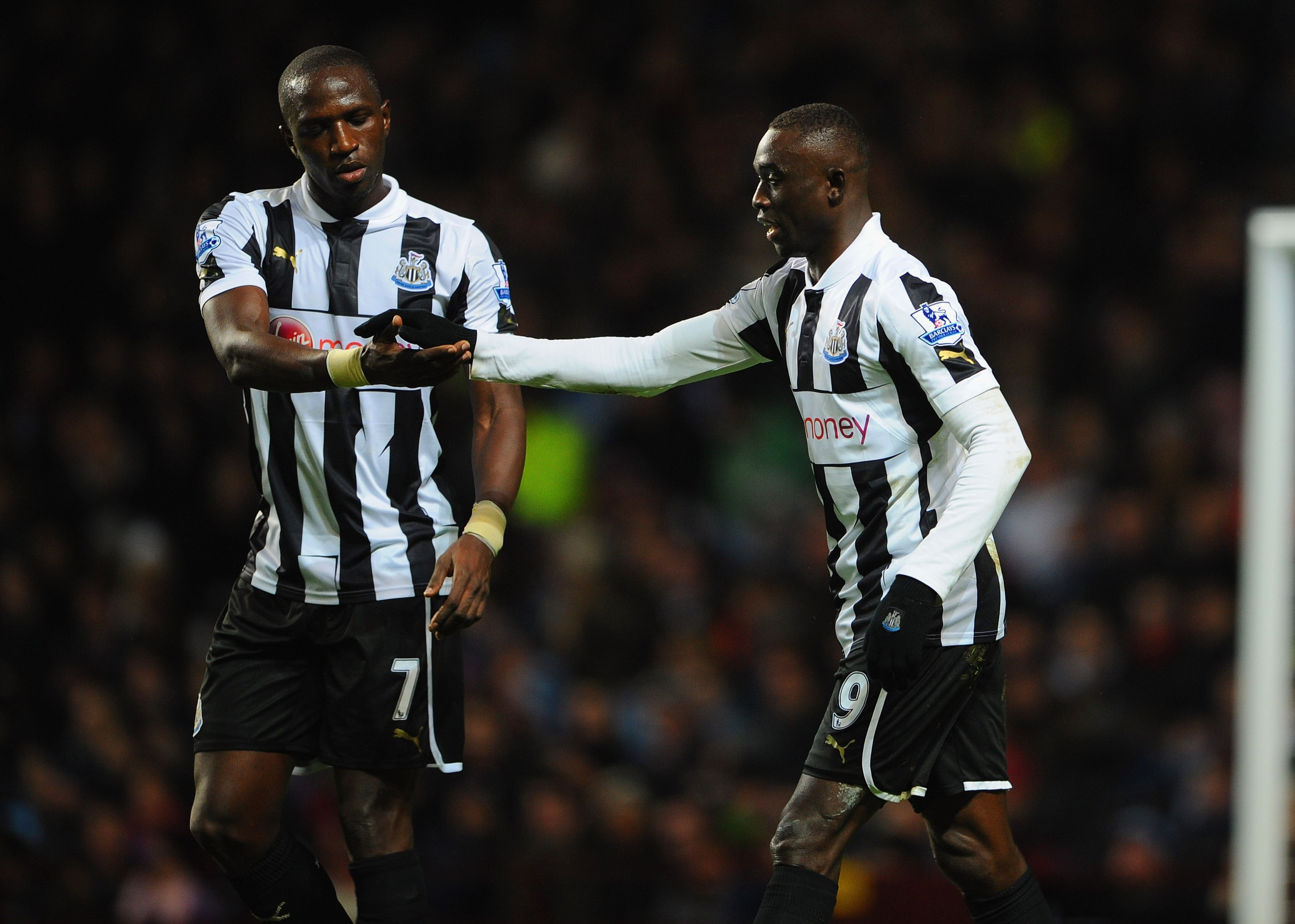 Villa drop into relegation zone as Newcastle seal first away win