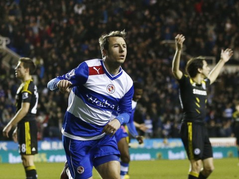 Adam Le Fondre double helps Reading steal a point from Chelsea