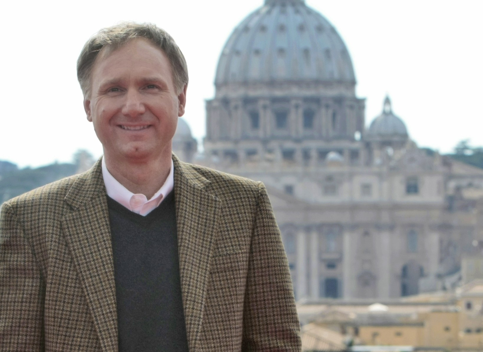 Dan Brown is releasing a new book about Robert Langdon (Picture: AP)