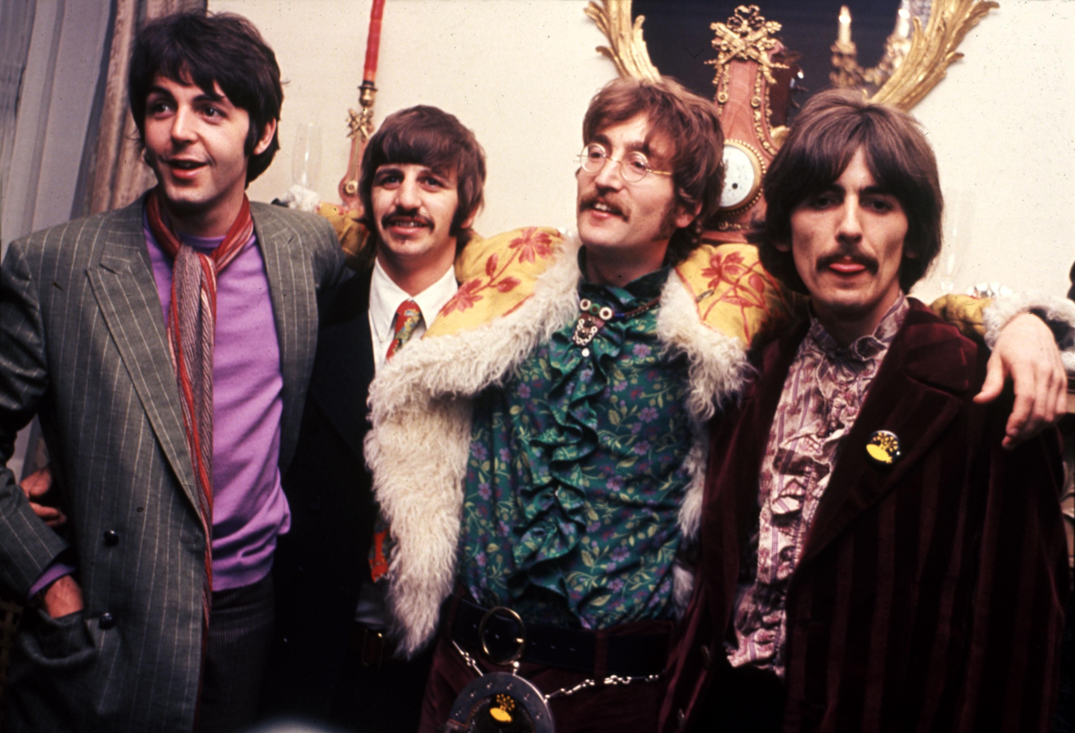 Stereophonics, Mick Hucknall among artists on Beatles album reboot