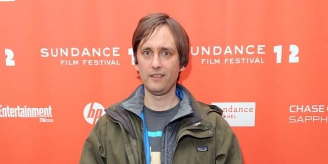 Jon Wright at Grabbers premiere
