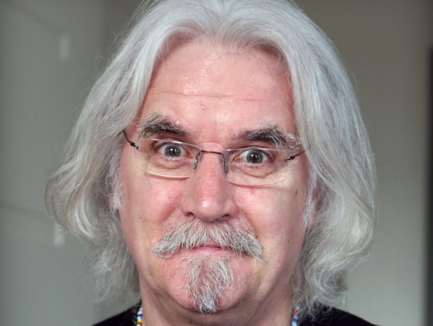 Billy Connolly: I'm usually picked to be the weird, slightly misfit guy
