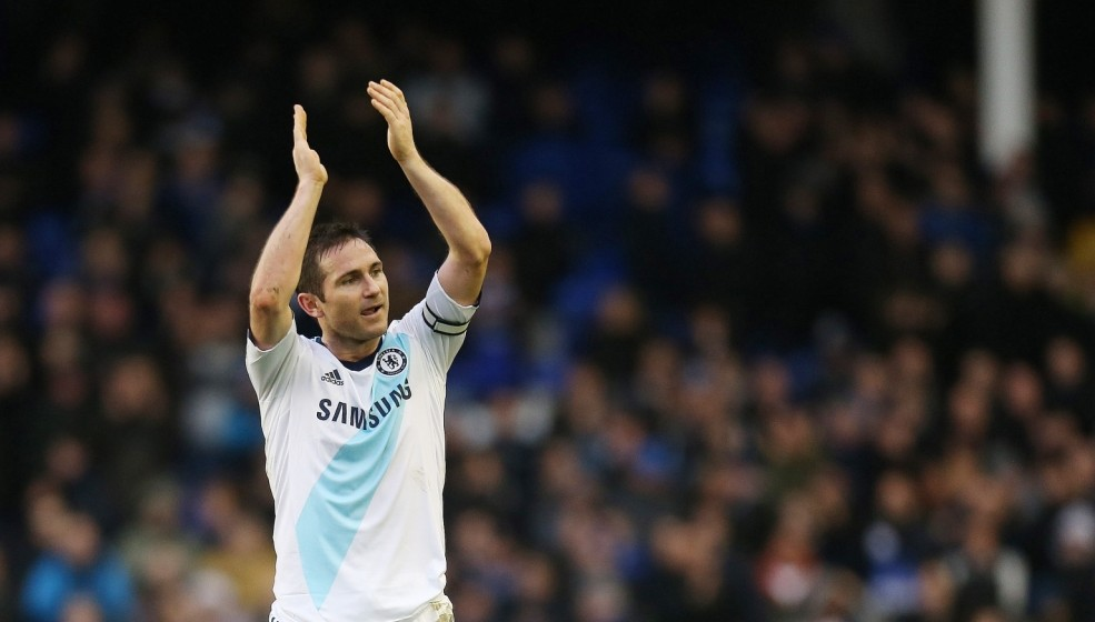Frank Lampard joined Chelsea in 2001 from West Ham (Picture: Reuters/Action Images)