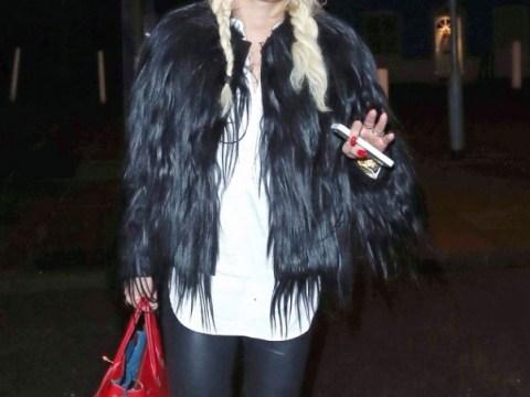 Rita Ora in Simon Cowell flares and ladyboy shock