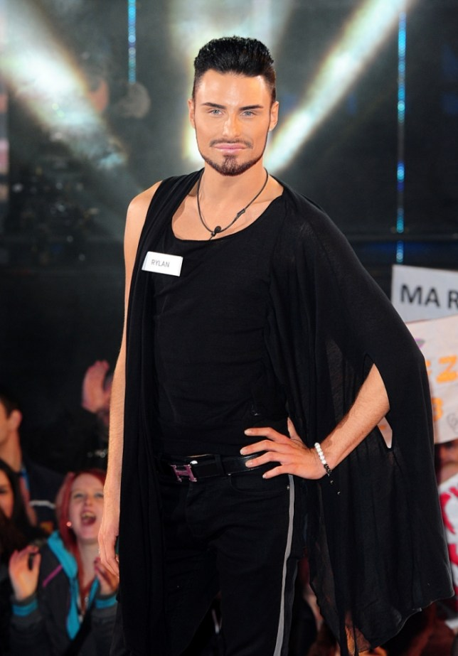 Rylan Clark, Celebrity Big Brother 2013