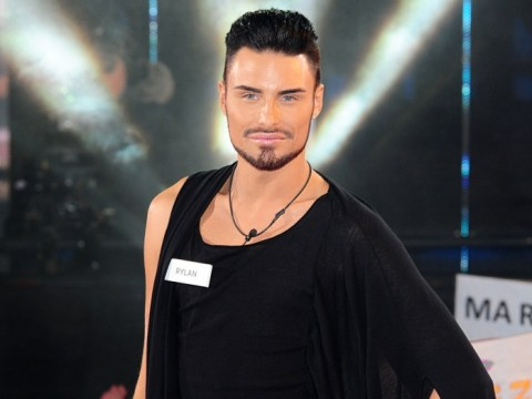 Rylan Clark: I wanted to kill myself after first X Factor live show