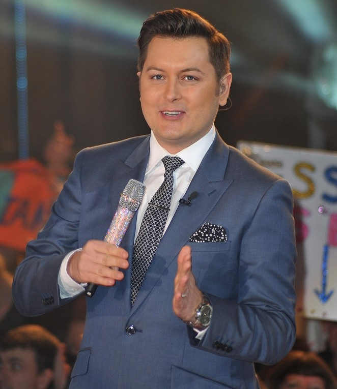 Celebrity Big Brother host Brian Dowling: I don't want any filth on my watch