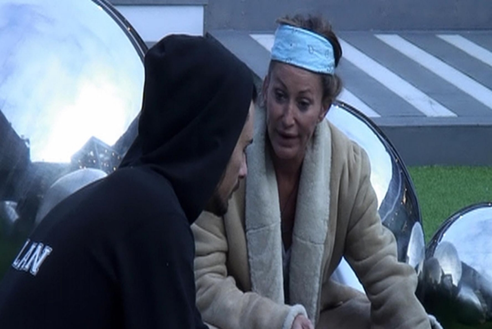 Paula Hamiton promoted to Celebrity Big Brother luxury quarters after 'taking ill'