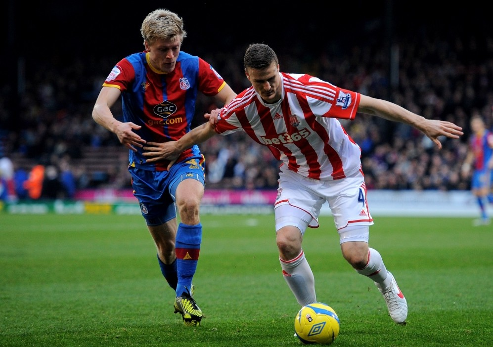 Stoke and Crystal Palace drew 0-0 at Selhurst Park (Picture: Getty)