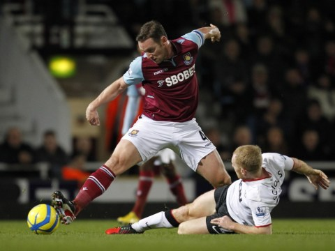 West Ham's Kevin Nolan: The undroppable one?