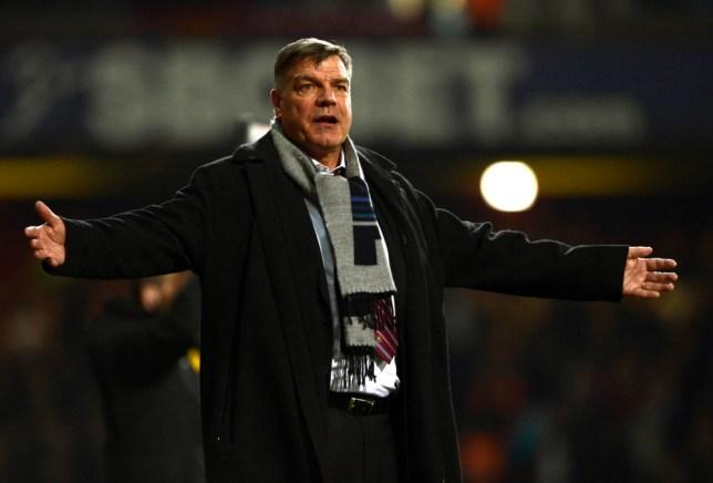 Sam Allardyce was labelled a 'crook' by Steve Kean (Picture: Reuters)