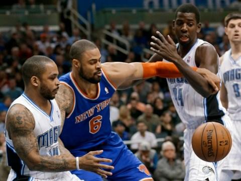 New York Knicks star Tyson Chandler loving life in London ahead of Detroit Pistons clash