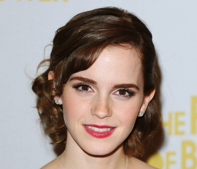 Emma Watson played Hermione Granger in the Harry Potter films (Picture: PA)