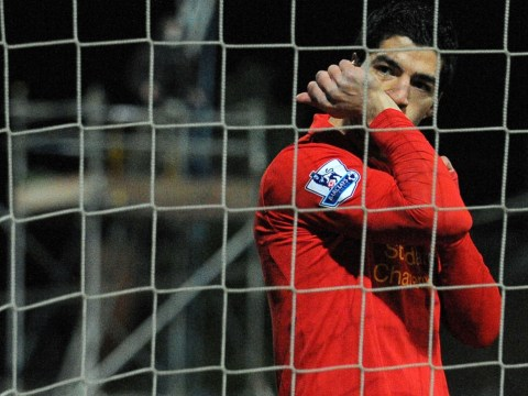 Gallery: Mansfield Town v Liverpool – FA Cup – 6 January 2013