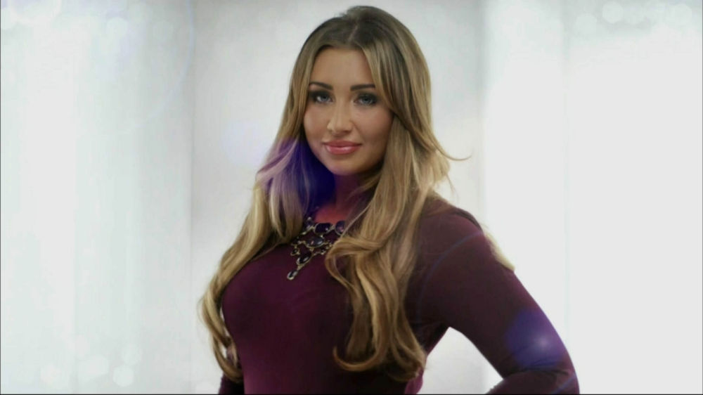 Lauren Goodger would erase mark Wright out of her life if she had her way