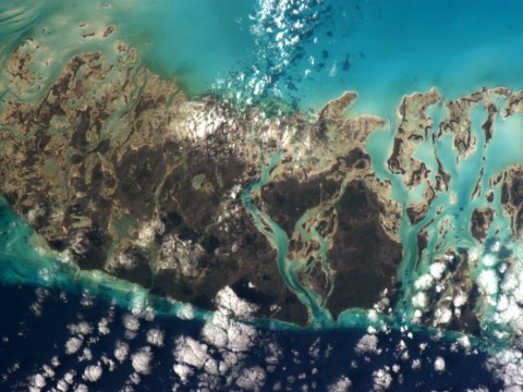 Gallery: Astronaut Chris Hadfield's stunning images of Earth from ISS 2013