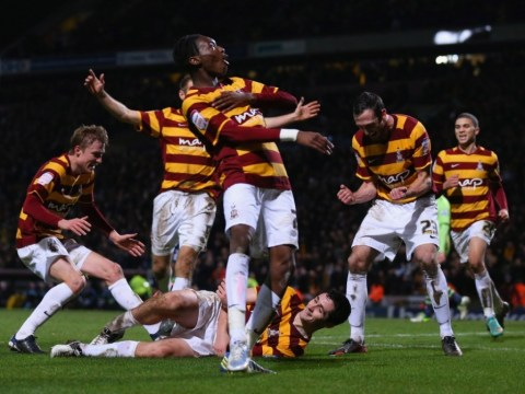 Bradford dreaming about Wembley after shock win over Aston Villa