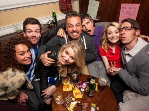 ITV comedy Great Night Out axed after first series, claims star Lee Boardman