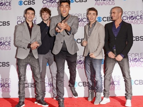 The Wanted copy The Saturdays with E! reality TV show