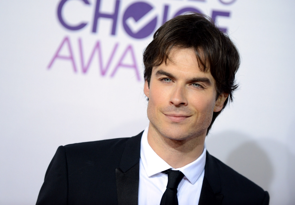 Ian Somerhalder: Every guy in Hollywood is up for Fifty Shades of Grey