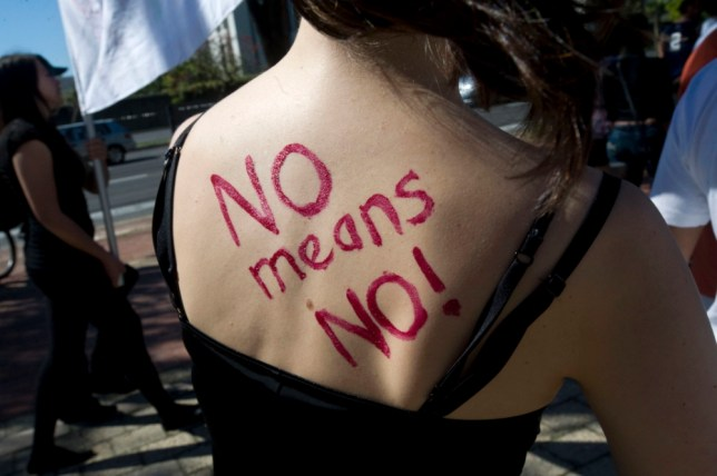 'No means no', SlutWalk Cape Town