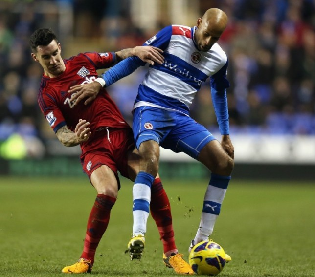Jimmy Kebe of Reading