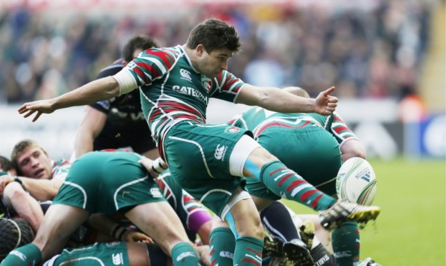 Leicester Tigers played out a 15-15 draw with Ospreys (Picture: Reuters/Action Images)