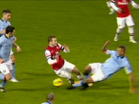 Man City appeal against Vincent Kompany red card against Arsenal