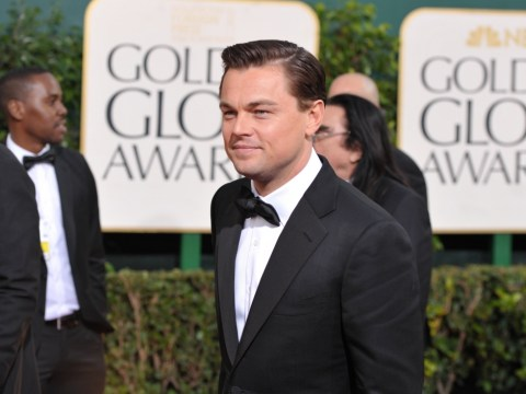 Tension is mounting for Leonardo DiCaprio and Joel Edgerton as they feud on set of The Great Gatsby