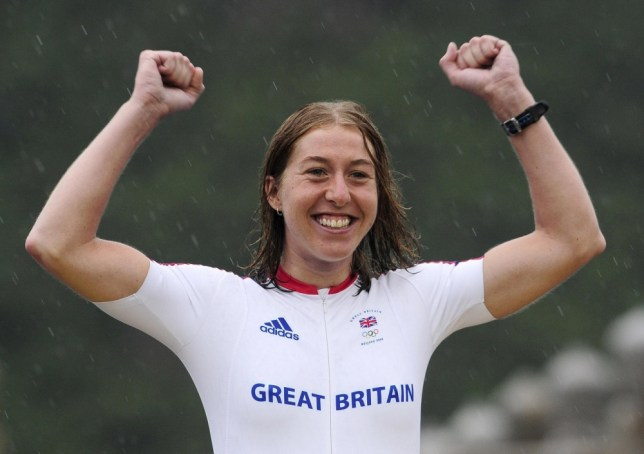 Nicole Cooke won gold at the Beijing 2008 Olympic Games (Picture: PA)