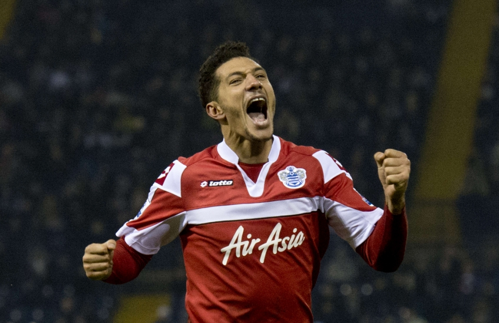 Jay Bothroyd's 75th-minute header gave QPR victory over West Brom (Picture: AFP)